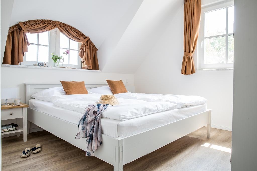 Drudenstein – Schlafzimmer Doppelbett