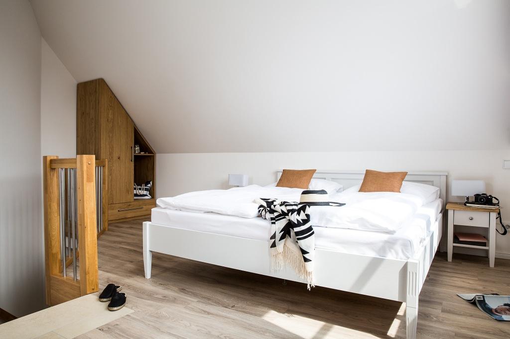 Drudenstein – Doppelbett Galerie