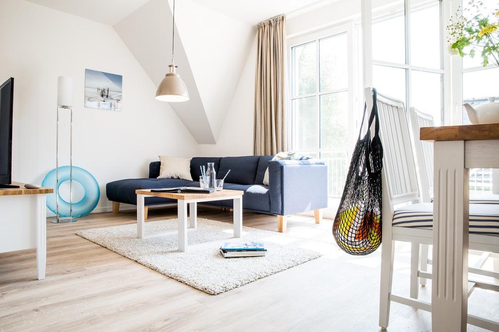 Diek – Wohnbereich