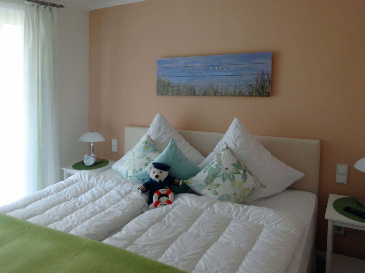 Käpt'n Adi – Schlafzimmer Doppelbett