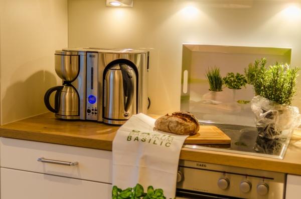 StrandGut – Küchendetail