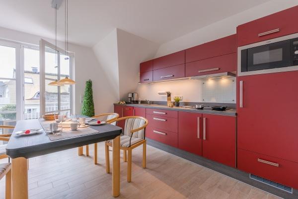Wohnung 2/5 – Küche