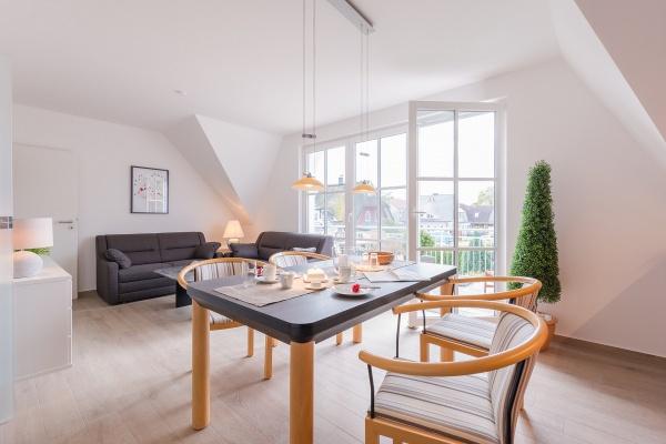 Wohnung 2/5 – Ess- und Wohnbereich
